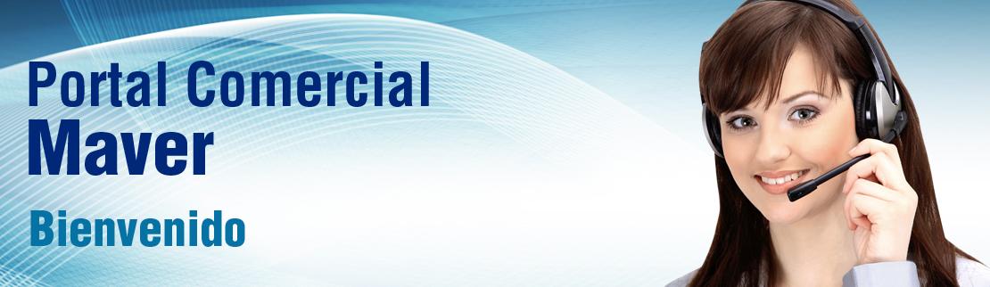 Portal Comercial Maver